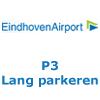 P3 lang parkeren Eindhoven Airport
