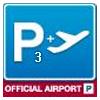 P3 Parkeren en Vliegen Rotterdam Airport